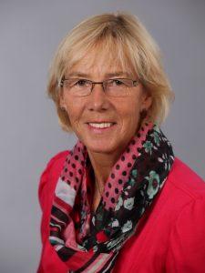 Liesel Koschorreck,  Vorsitzende Stadtverband Düren
